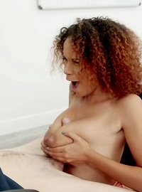 Desirable Cute Babe Raven Gets Tricked Into Sex